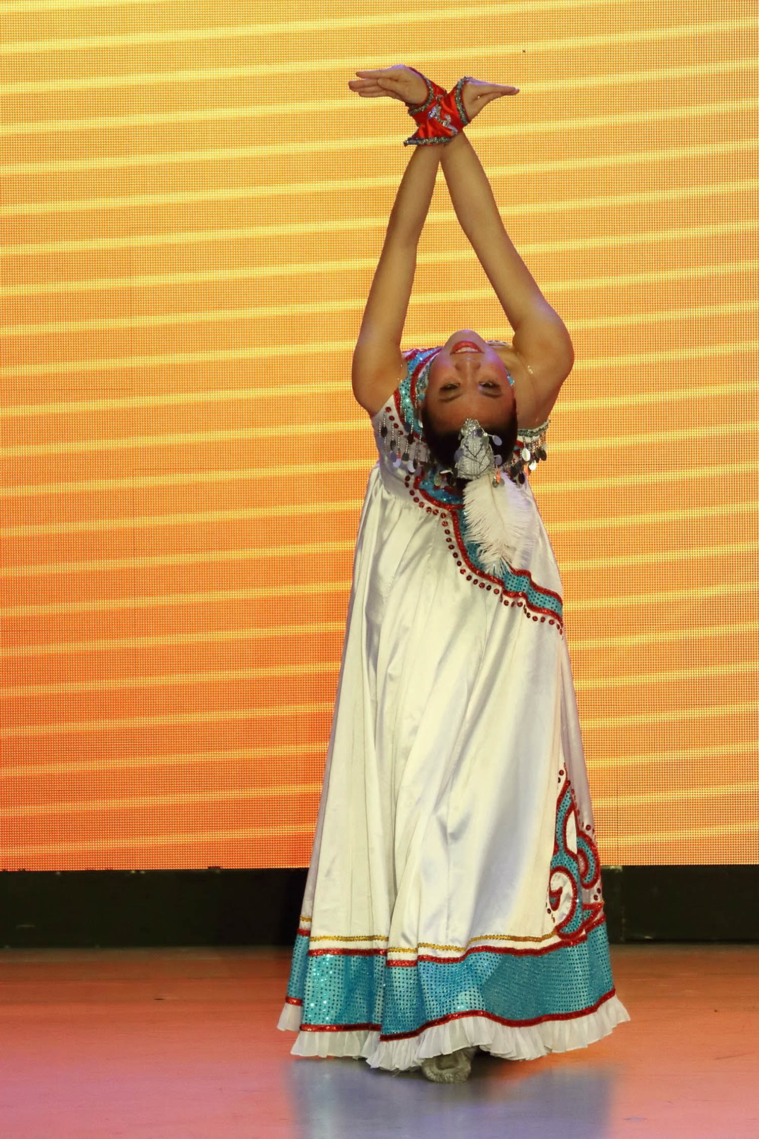 2016 Overseas Taoli Cup World Dance Final Competition (106)