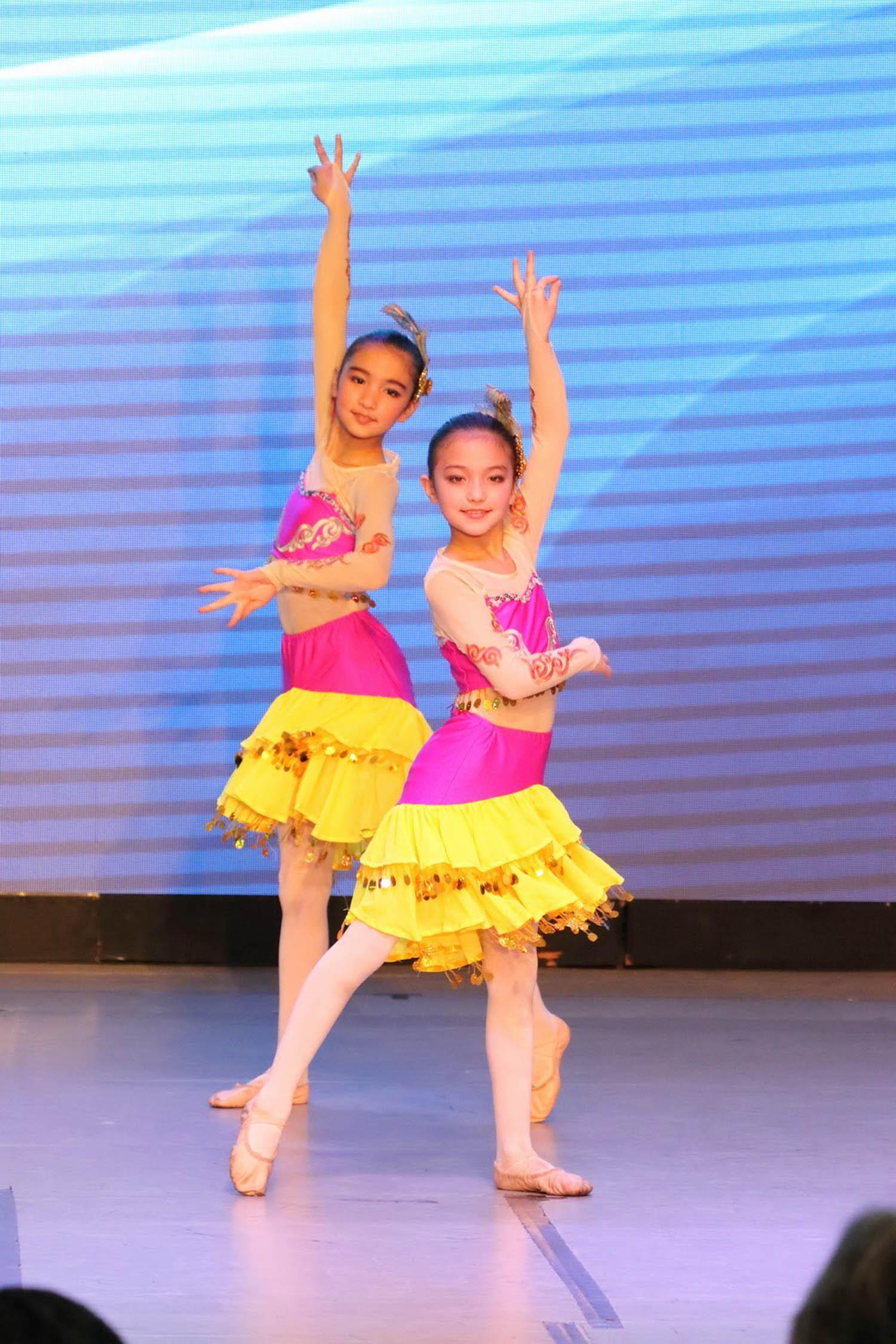 2016 Overseas Taoli Cup World Dance Final Competition (116)