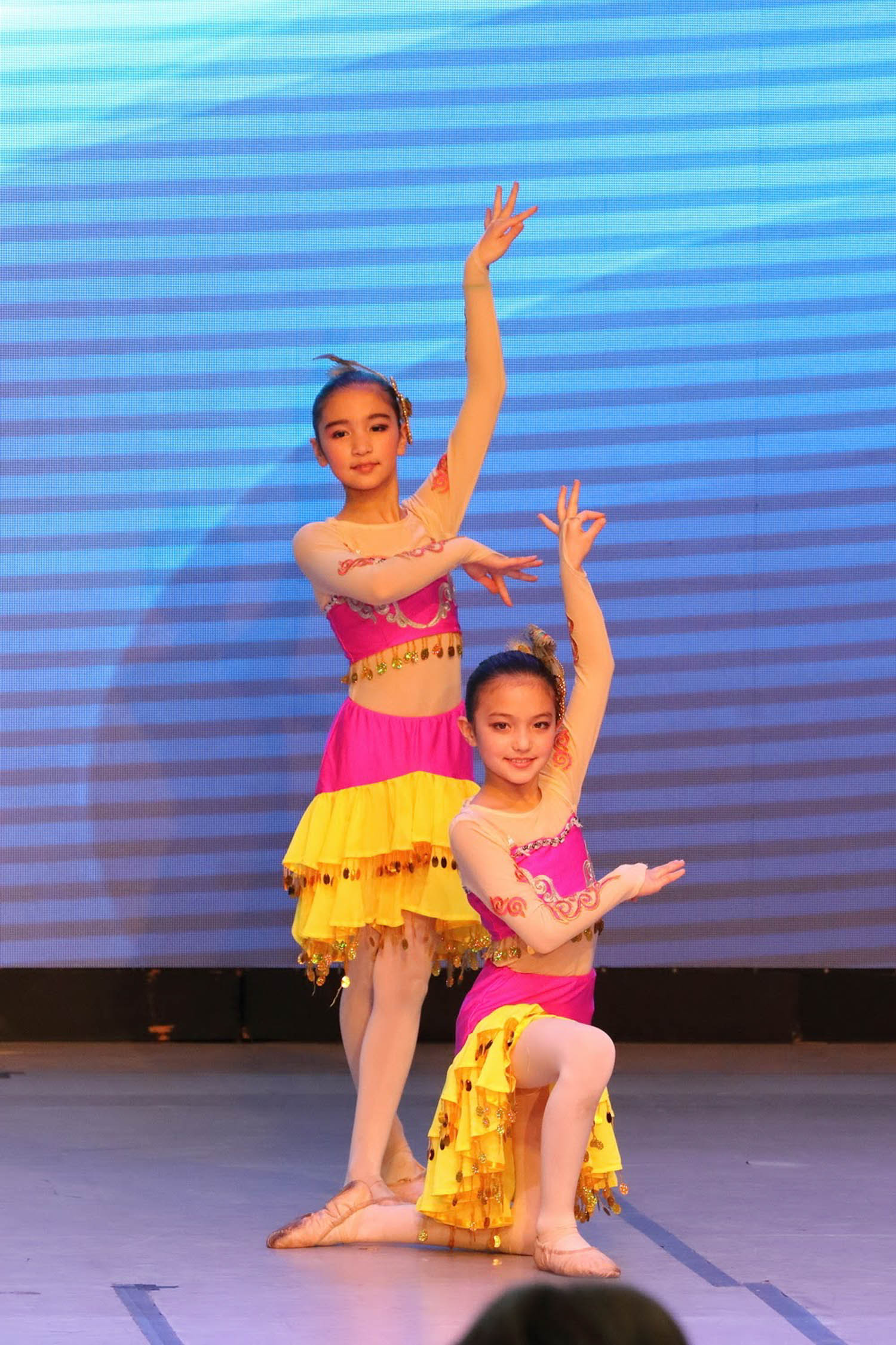 2016 Overseas Taoli Cup World Dance Final Competition (123)