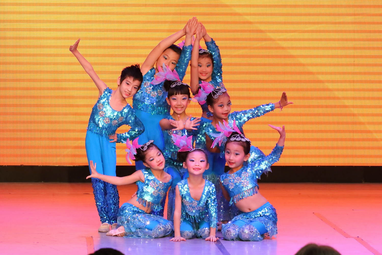 2016 Overseas Taoli Cup World Dance Final Competition (131)
