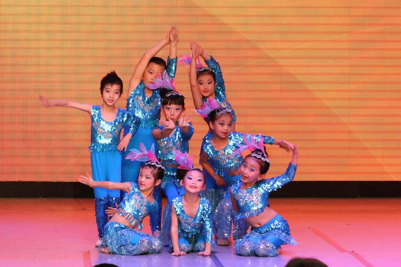 2016 Overseas Taoli Cup World Dance Final Competition (132)