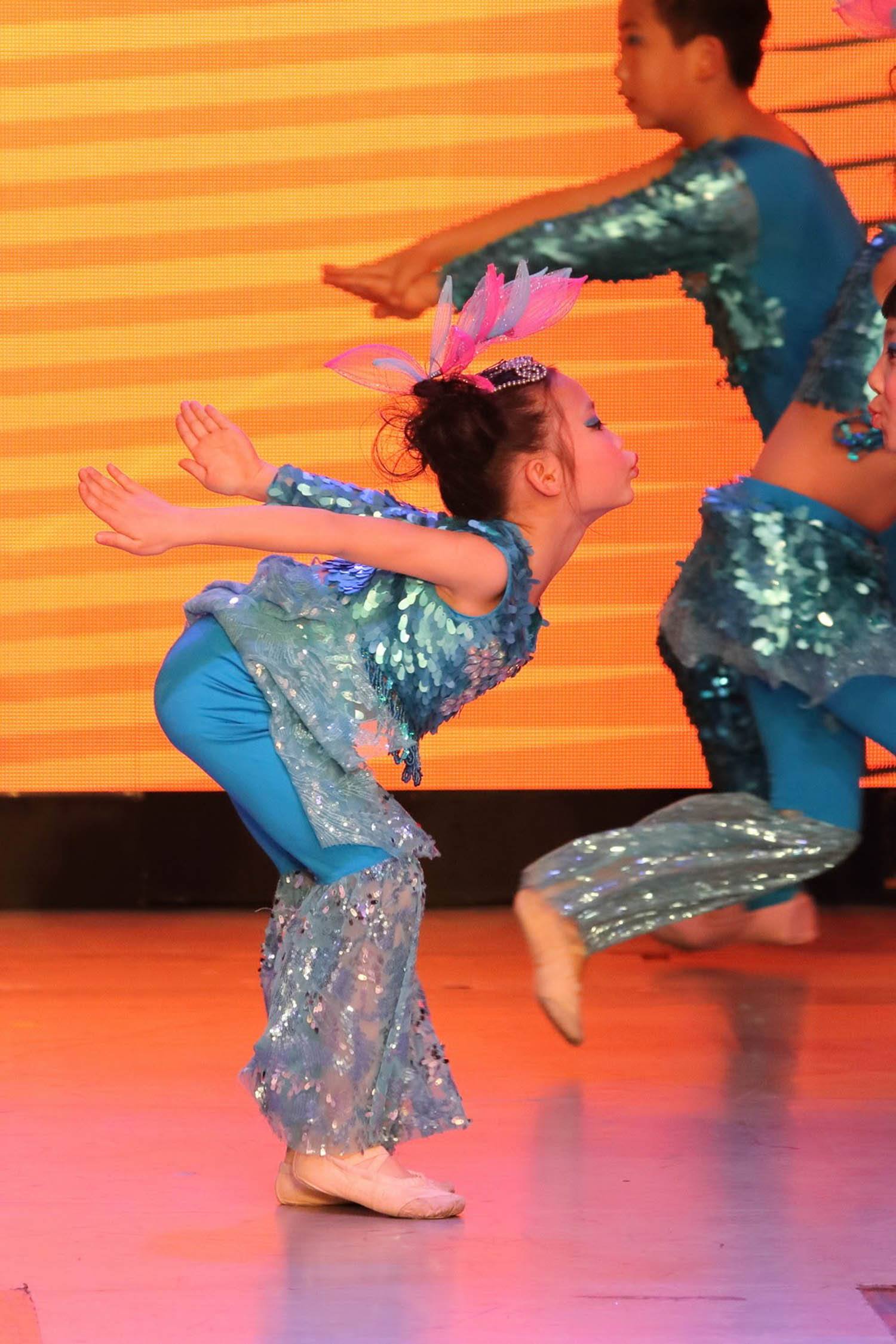 2016 Overseas Taoli Cup World Dance Final Competition (135)