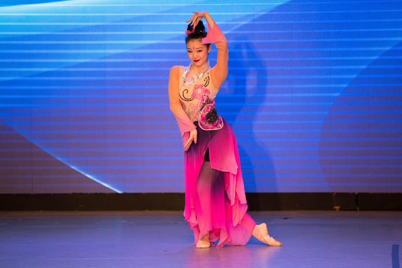 2016 Overseas Taoli Cup World Dance Final Competition (202)
