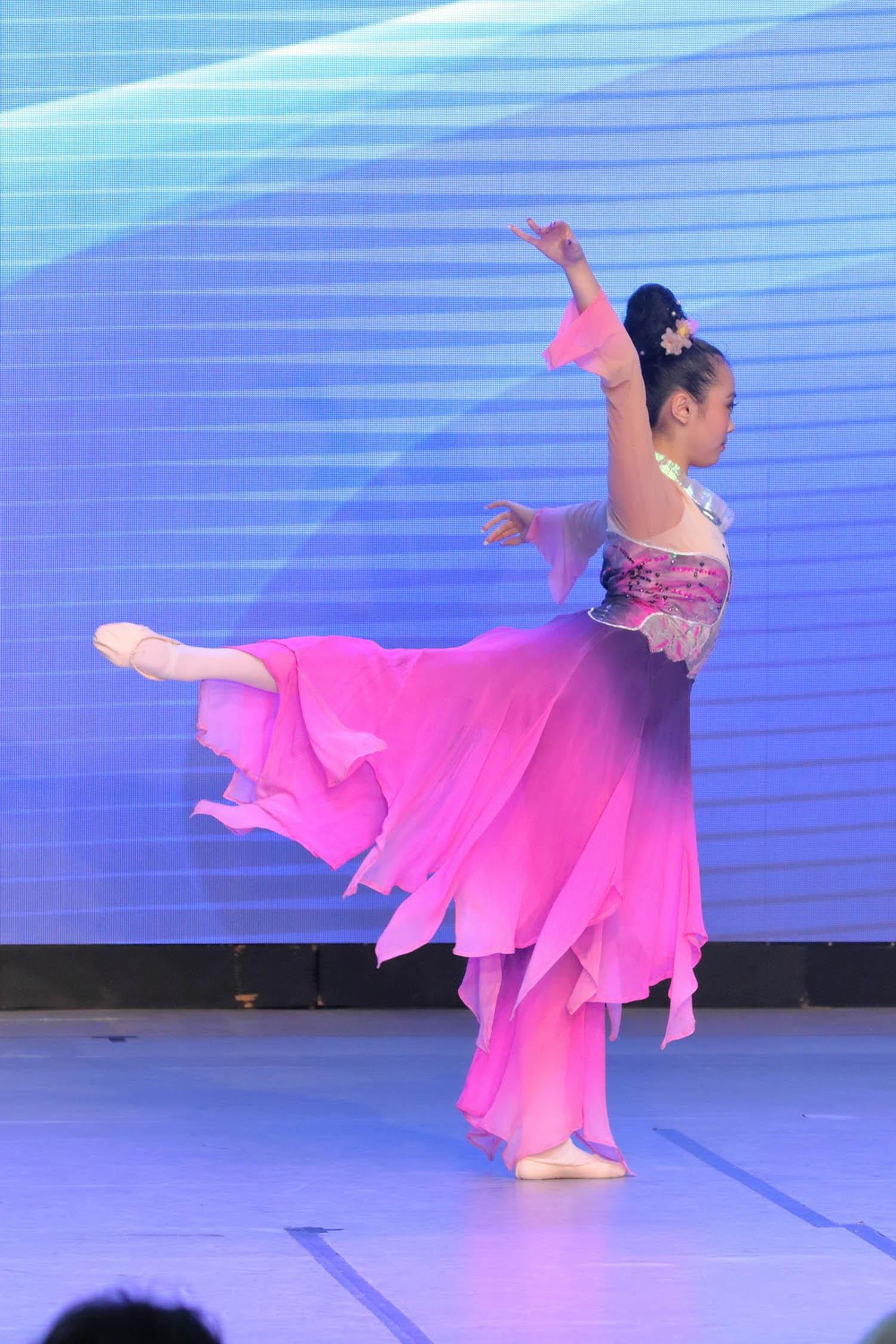 2016 Overseas Taoli Cup World Dance Final Competition (52)