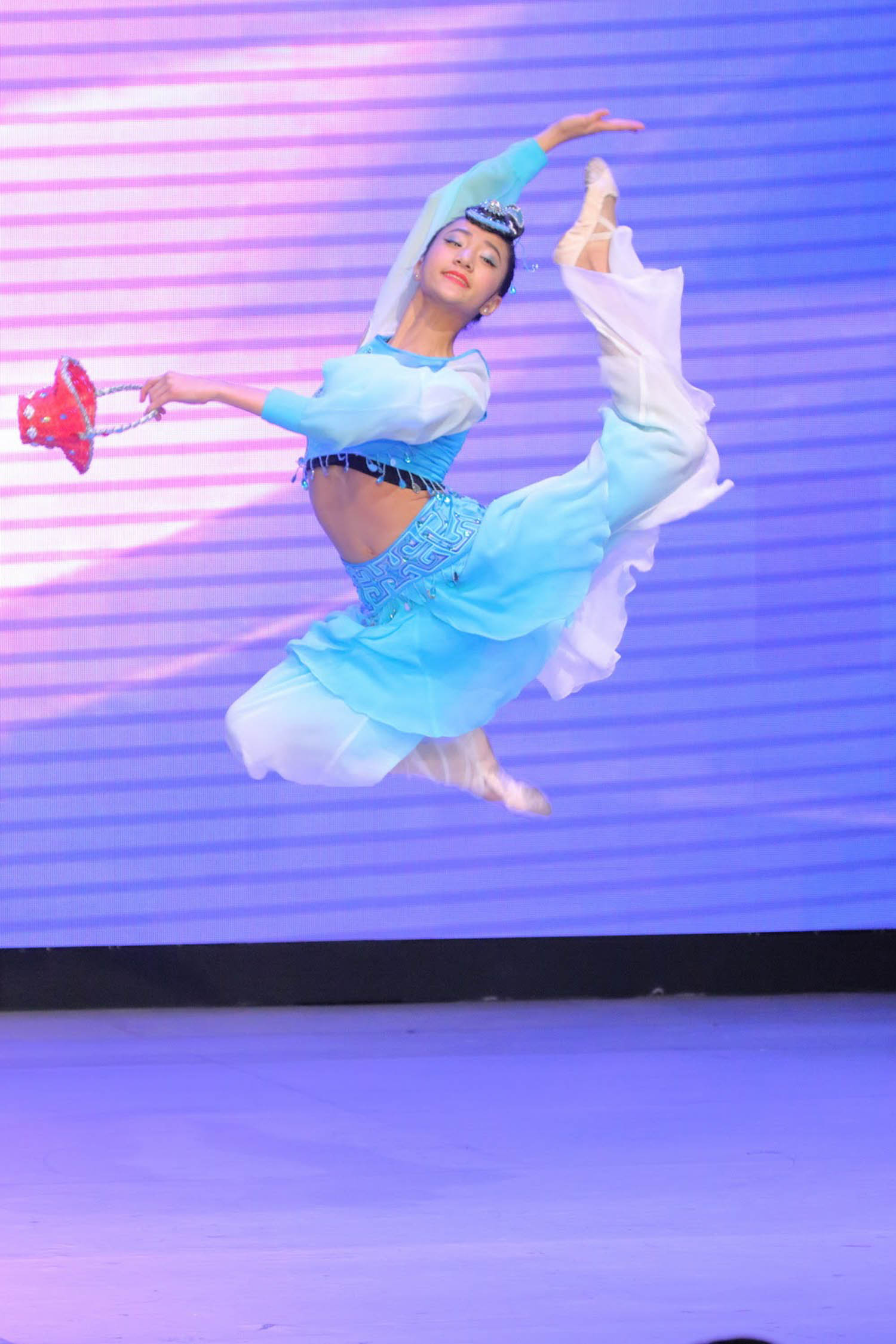 2016 Overseas Taoli Cup World Dance Final Competition (59)