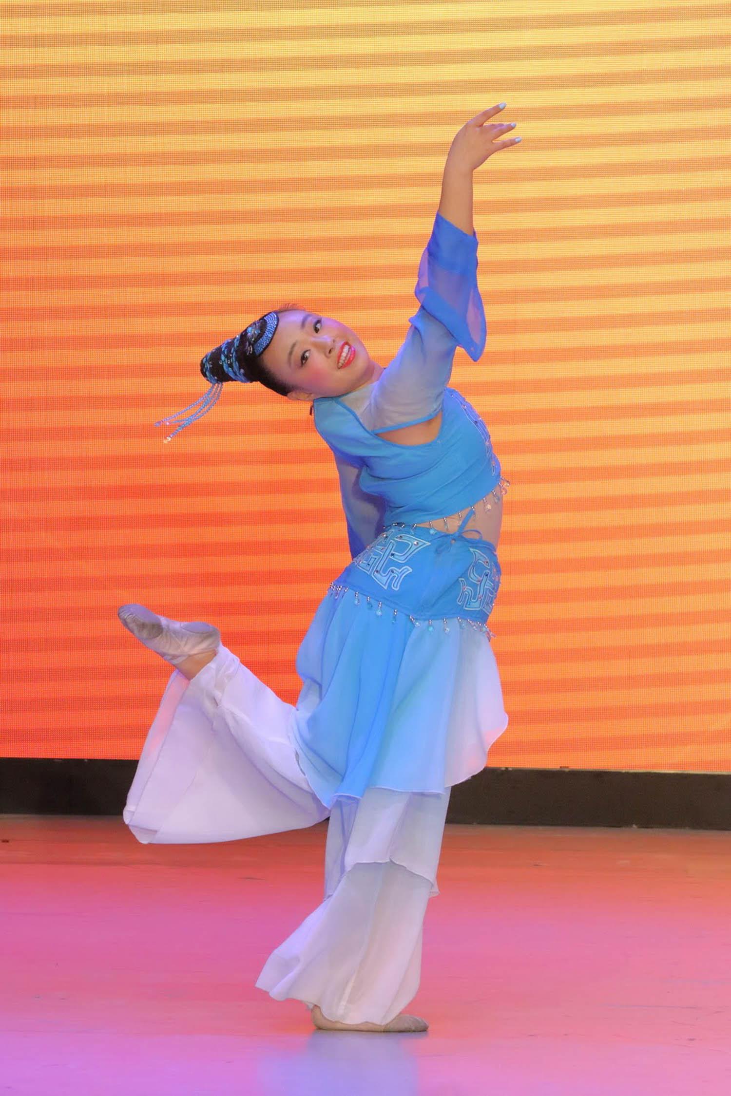 2016 Overseas Taoli Cup World Dance Final Competition (66)