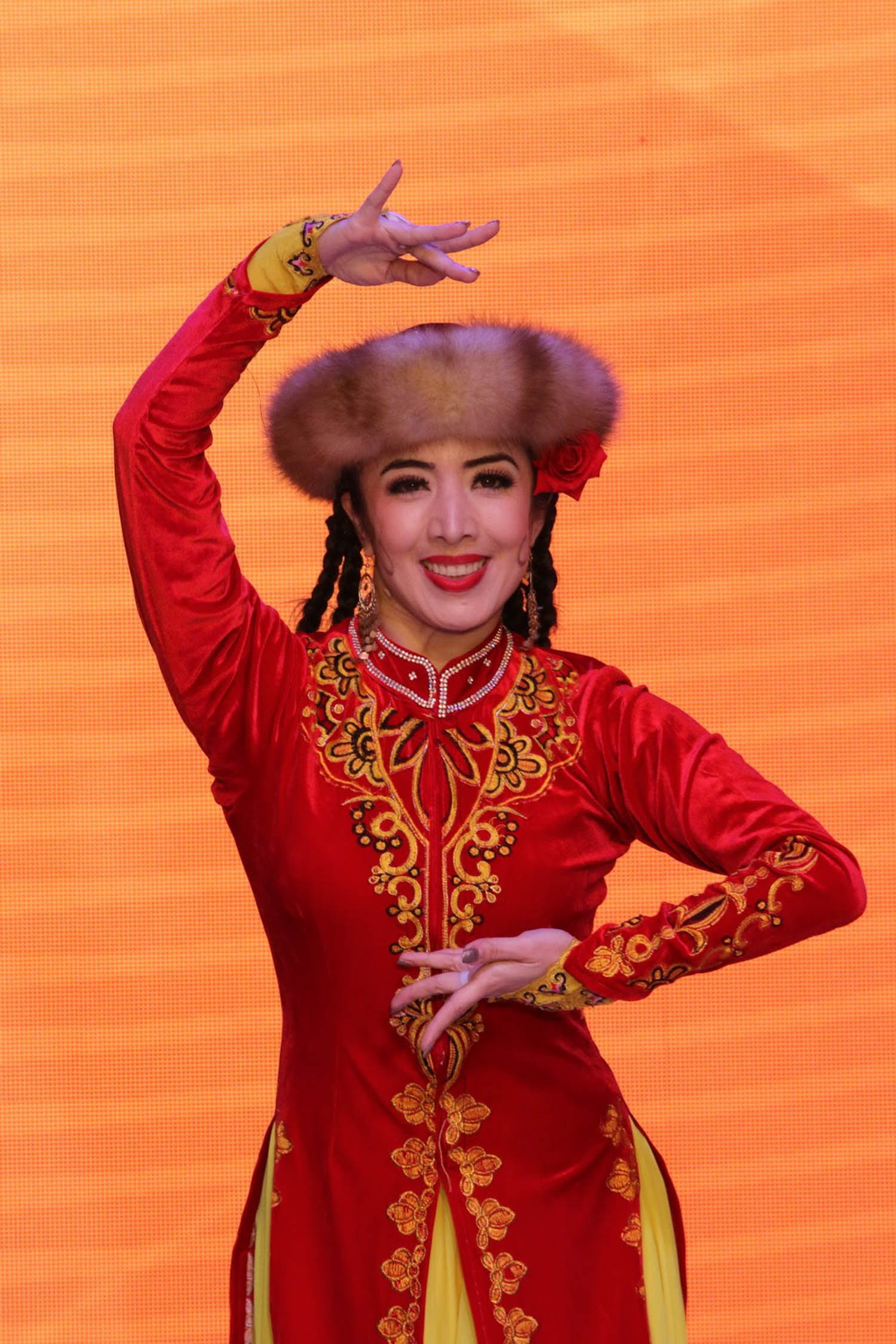 2016 Overseas Taoli Cup World Dance Final Competition (74)