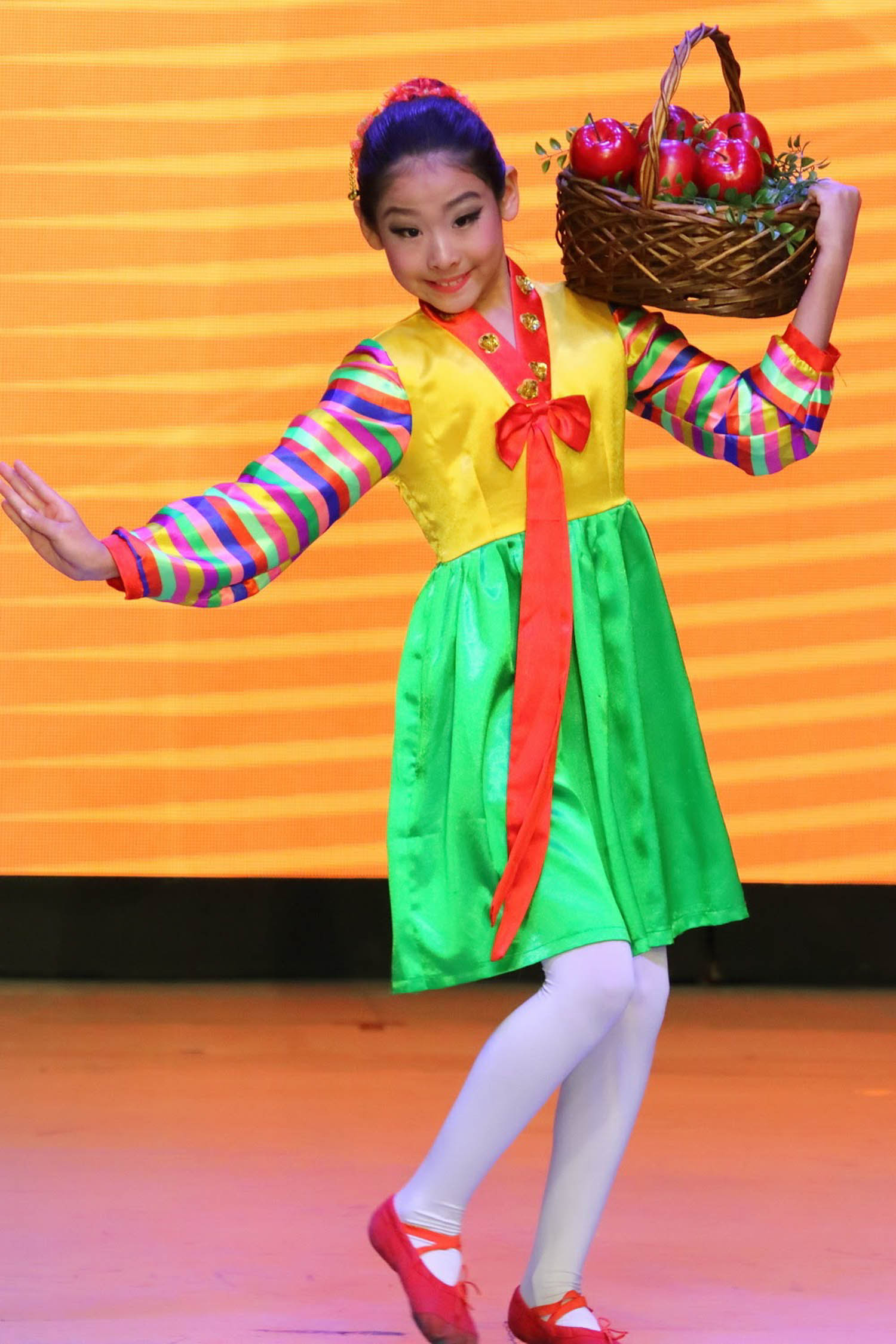 2016 Overseas Taoli Cup World Dance Final Competition (84)