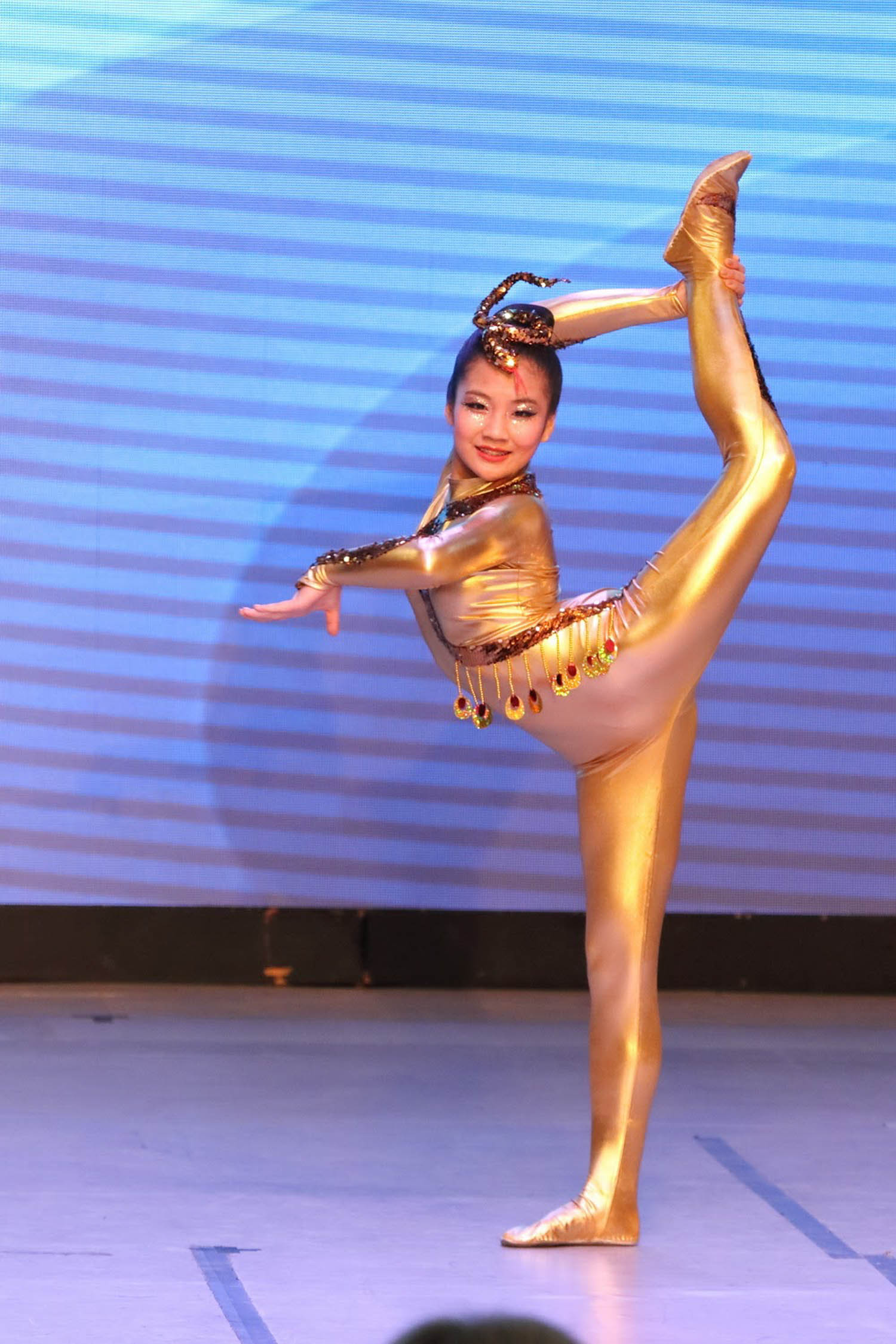 2016 Overseas Taoli Cup World Dance Final Competition (87)