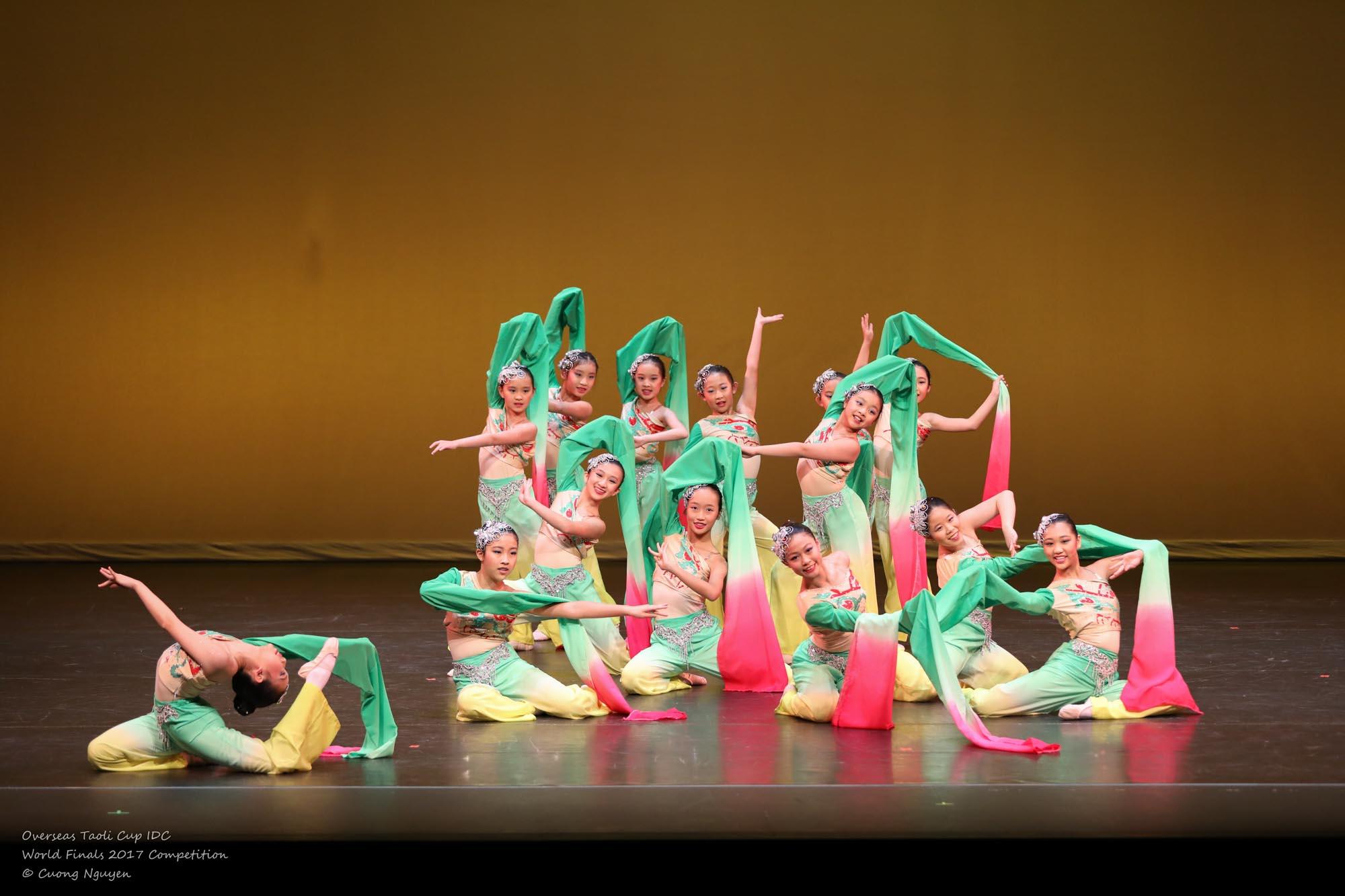 Whisper of SpringBing Yang Chinese Performing Arts Center
