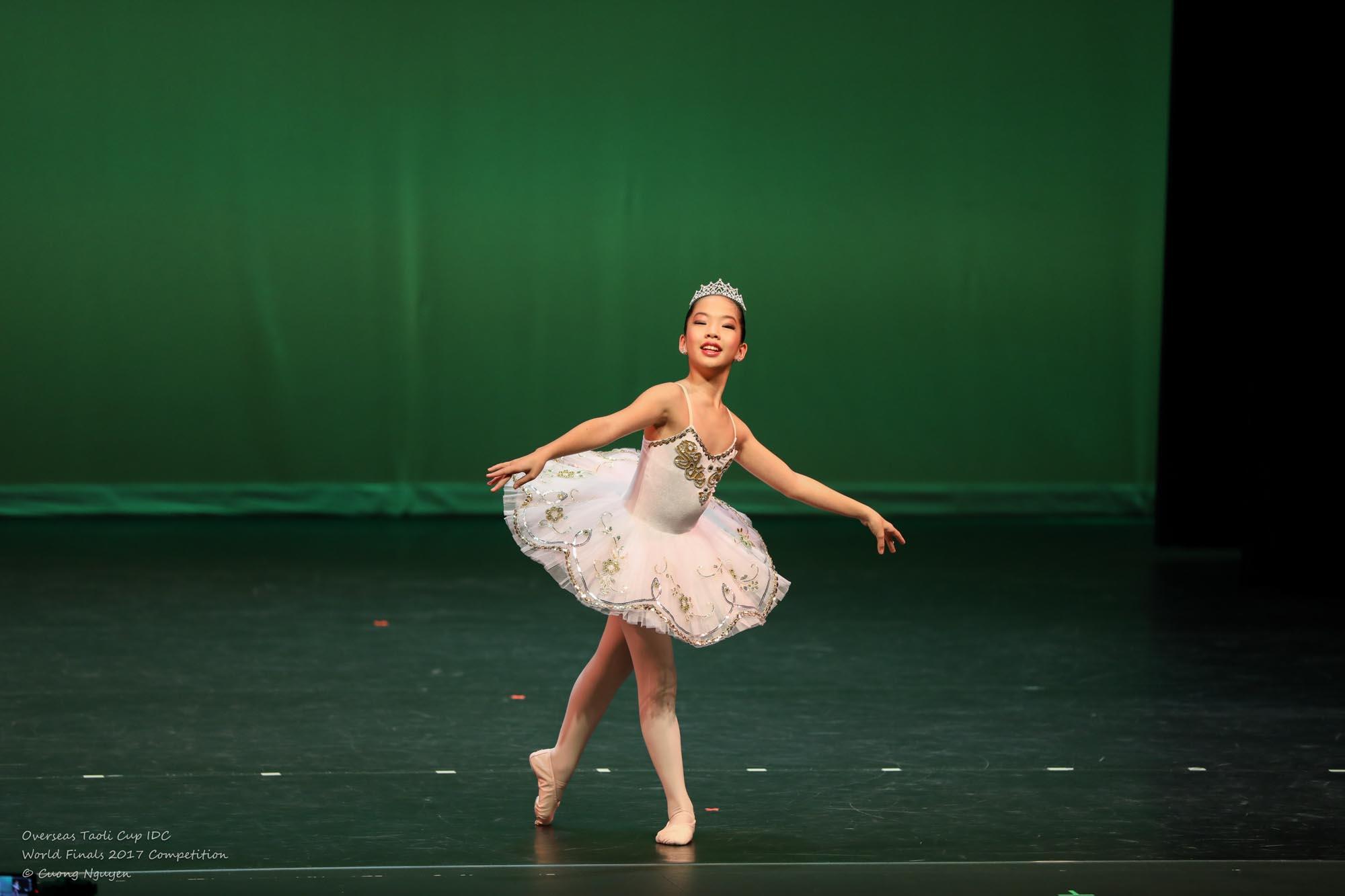 Sugar Plum FairyCarolyn Wu