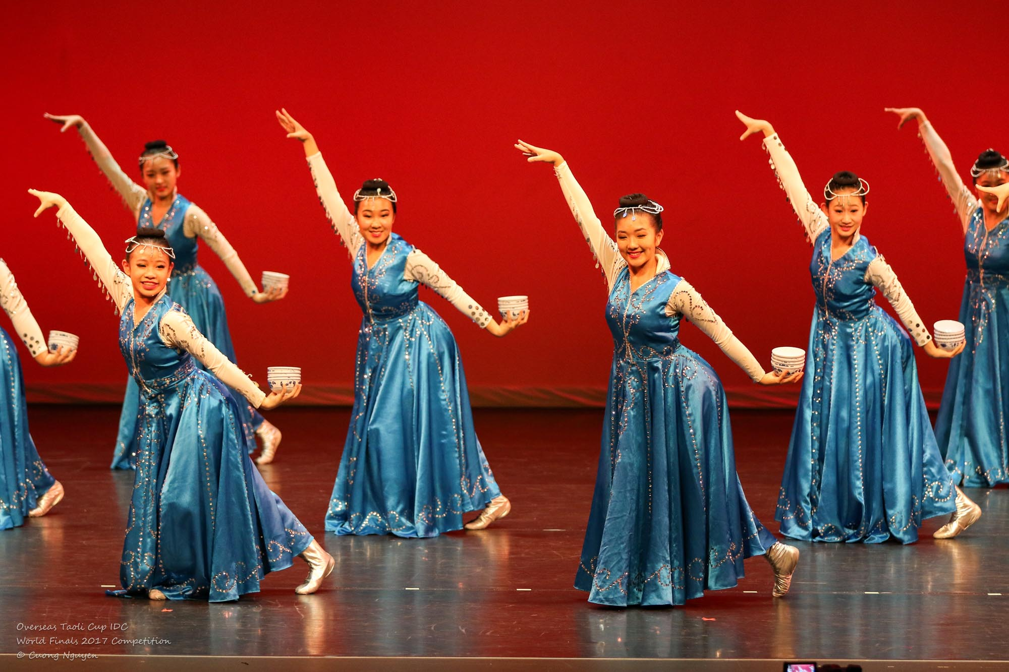 Bowl Dance Hengda Dance Academy