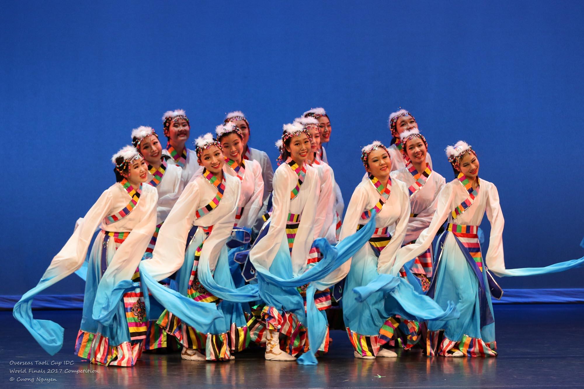 Railways to Tibet Jin's Dance Studio