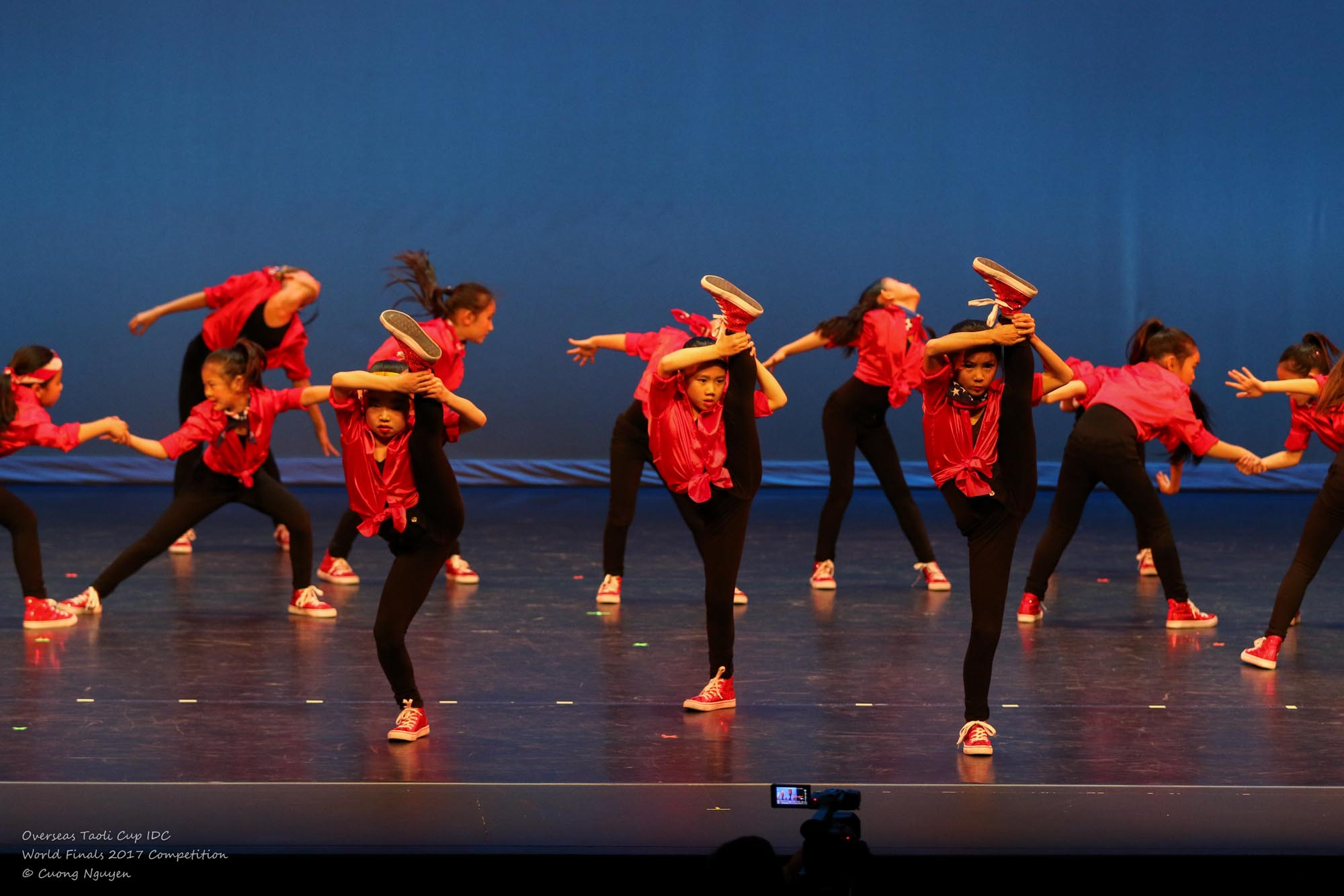 Beat It Jun Lu Performing Arts Academy