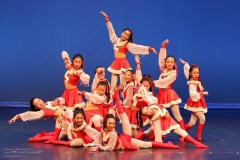 Galloping Spirit Jun Lu Performing Arts Academy