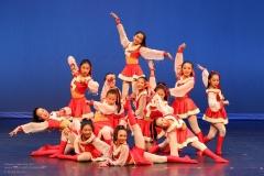 Galloping Spirit Jun Lu Performing Arts Academy