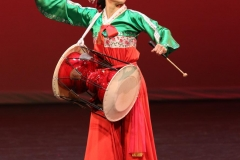 Long Drum Dance (Chaoxian Minority Dance) Mu Zi Li
