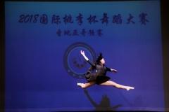 2018 San Deigo Taoli World Dance Regional Competition (1)