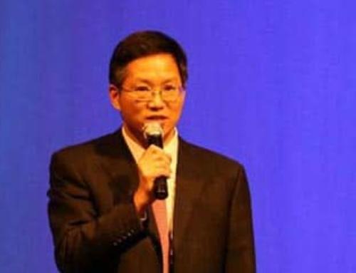 余鹏副总领事出席国际桃李杯舞蹈大赛美中赛区颁奖晚会