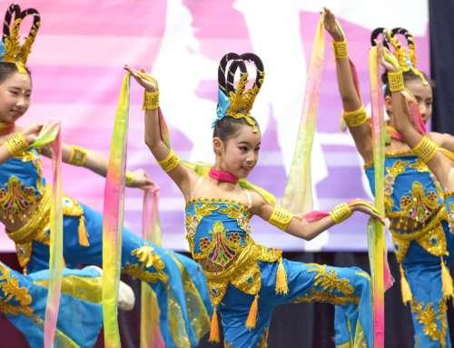 2018國際桃李盃舞蹈大賽 – 决賽