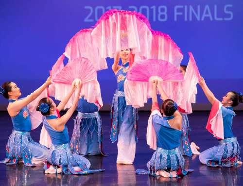2019國際桃李盃舞蹈大賽 – 预赛